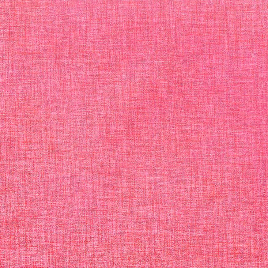 Loneta estampada efecto rústico rosa