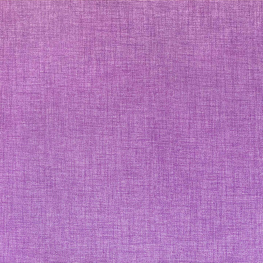Loneta estampada efecto rústico violeta