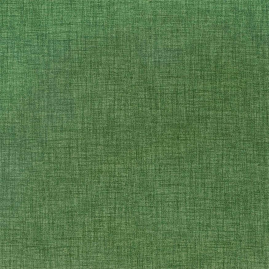 Loneta estampada efecto rústico verde