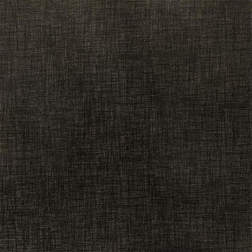 Loneta estampada efecto rústico negro