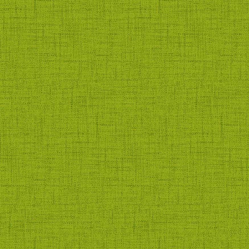 Loneta estampada efecto rústico pistacho