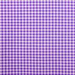 loneta cuadros vichy pequeños lila morado