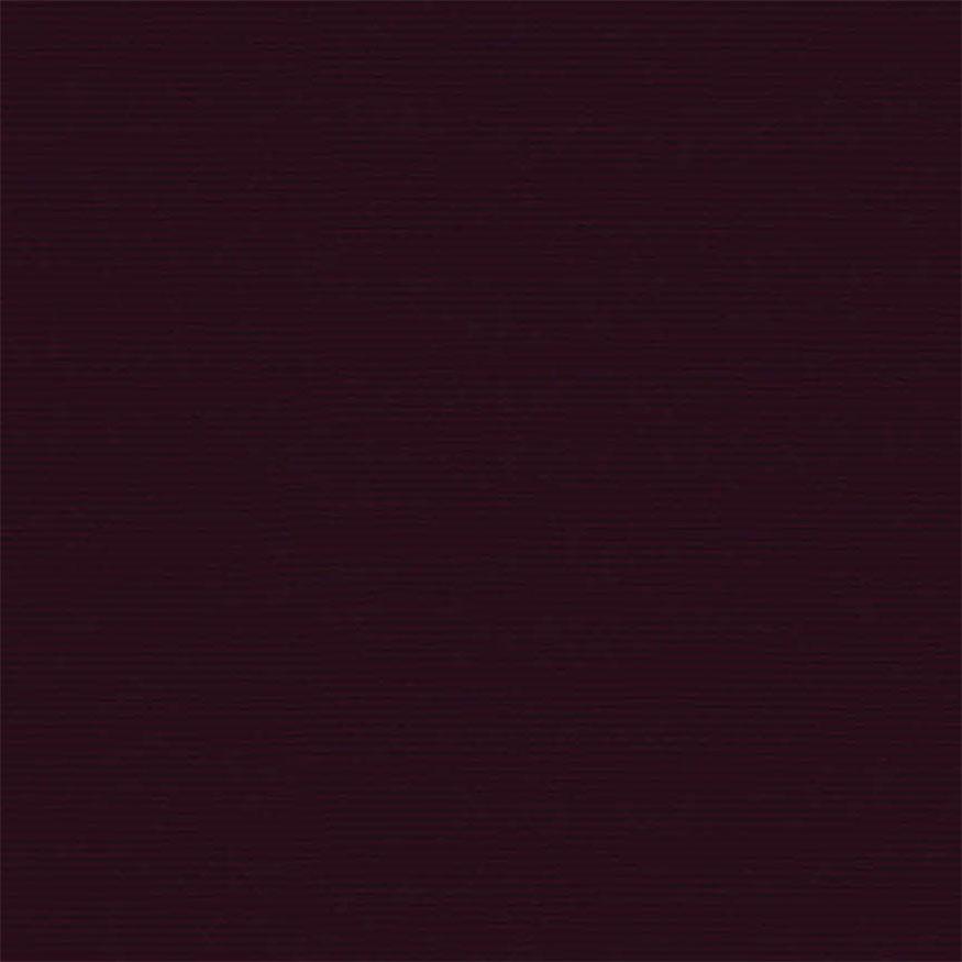 Loneta tintado liso rojo oscuro