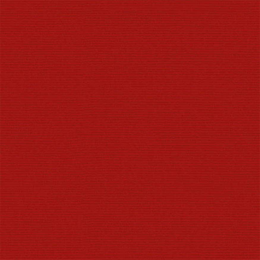 FIUME 401 tela color rojo para decoración tapizar