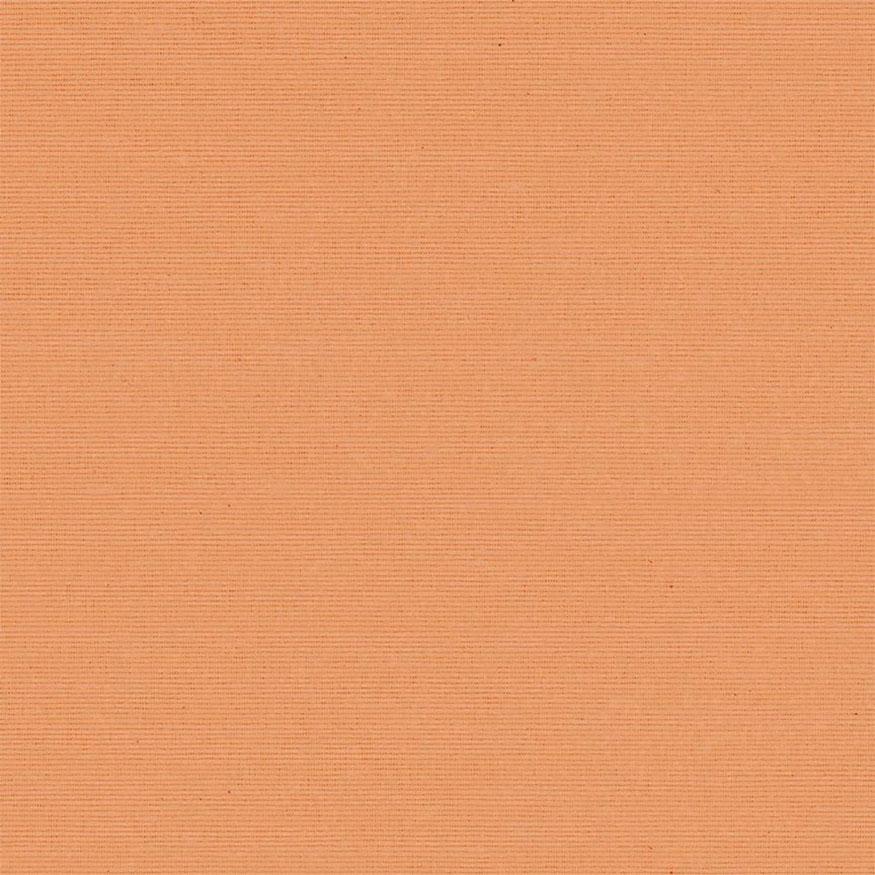 Loneta tintado liso naranja