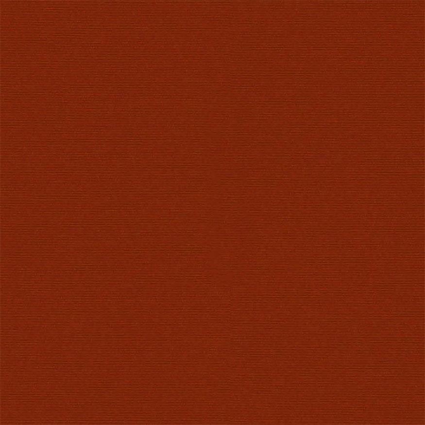 Loneta tintado liso rojo
