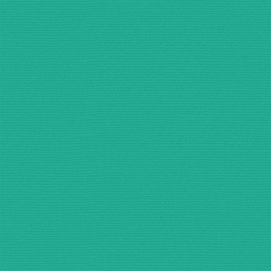 Loneta tintado liso verde esmeralda