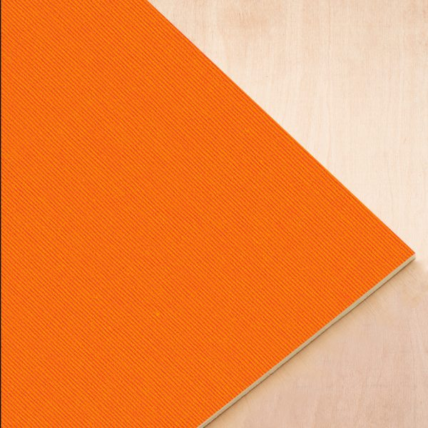 foam loneta tintada fiume 504 naranja orange