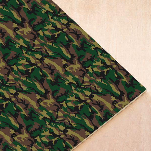 foam loneta camuflaje 701 verde green
