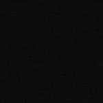 Loneta gruesa color negro fiume tintado