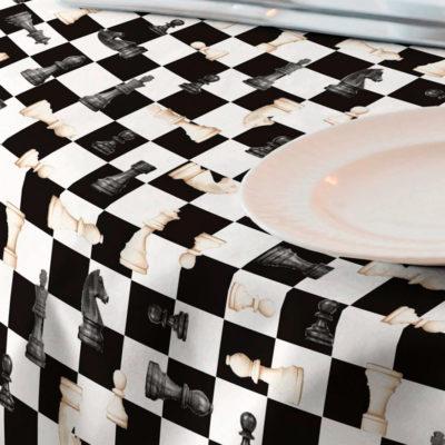 Loneta de ajedrez