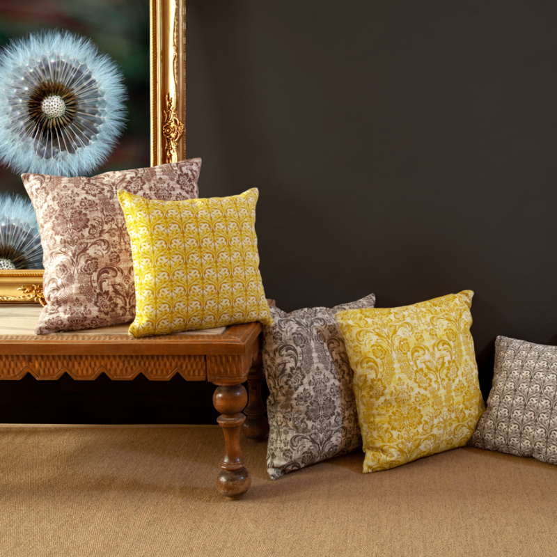 loneta vintage telas para decoración, cojines cortinas manteles