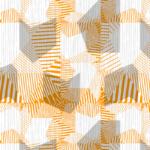 telas para decoración y accesorios geométricas