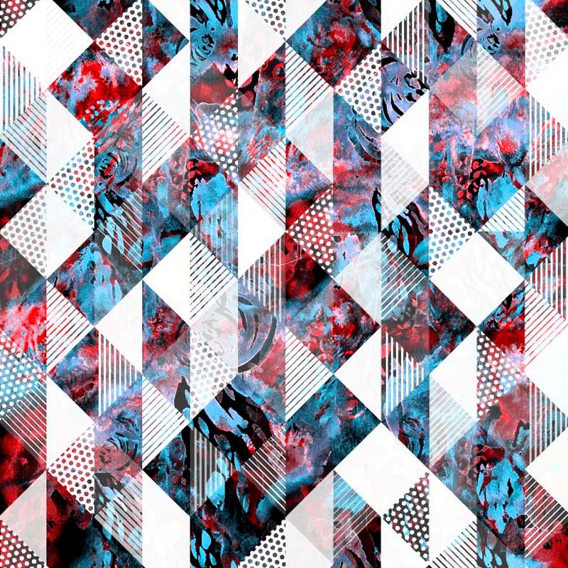 Telas geometricas