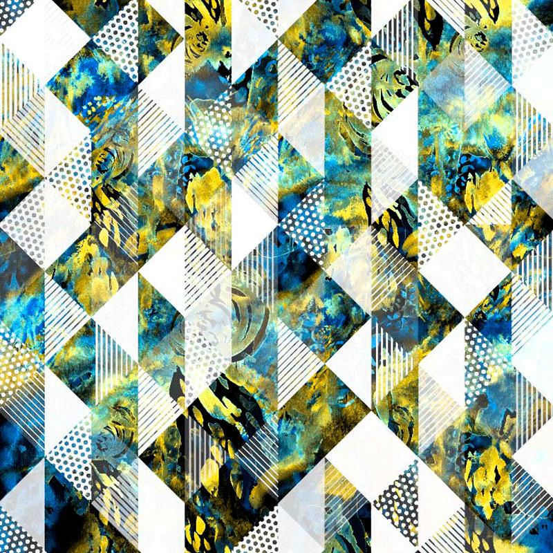 lonetas geometricas
