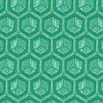 Hexágonos tendencia en decoración