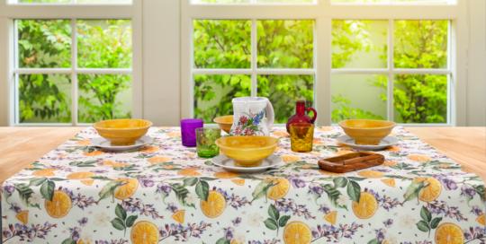 telas de limones limon fabrics