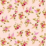Loneta floral moderna home decor