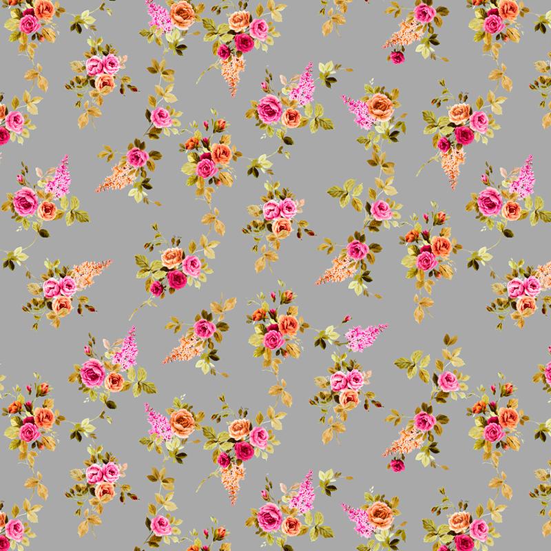lonetas florales para decoración telas para mantel