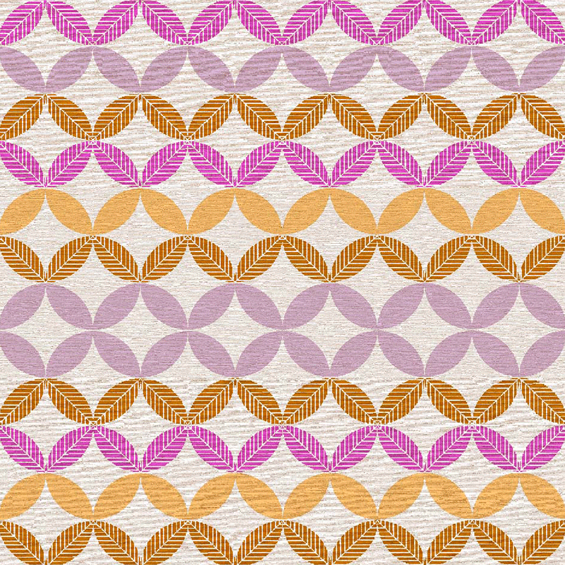 loneta tela geométrica moderna para tapizar decoración de interiores