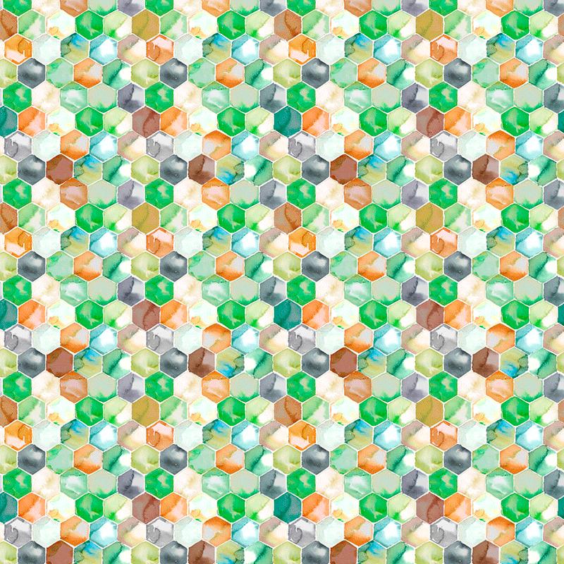Decoración Hogar geométria: Lonetas estampadas, canvas fabrics