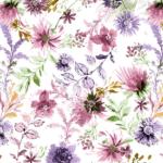 loneta estampado floral