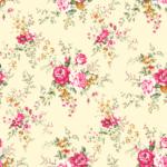 venta online de loneta estampada de flores