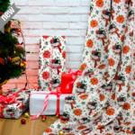telas de navidad originales