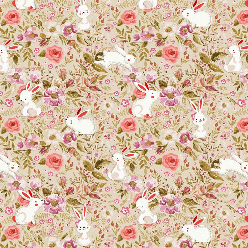 loneta por metros conejos