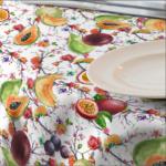 tela resinada frutas tropicales