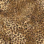 loneta leopardo telas estampadas por metros