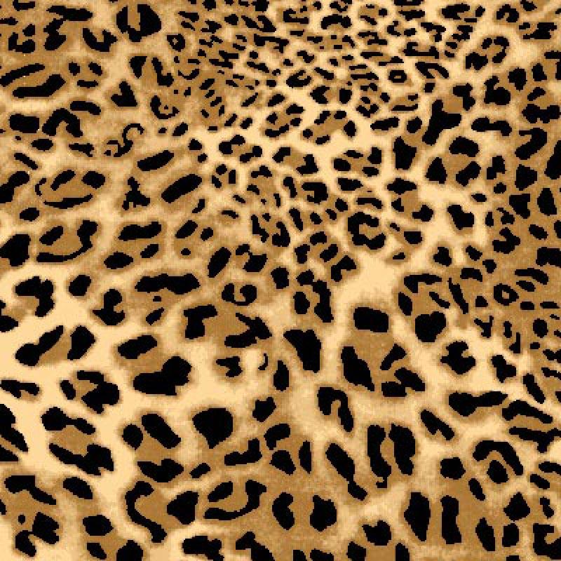 loneta animal print