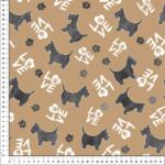 tela loneta perros