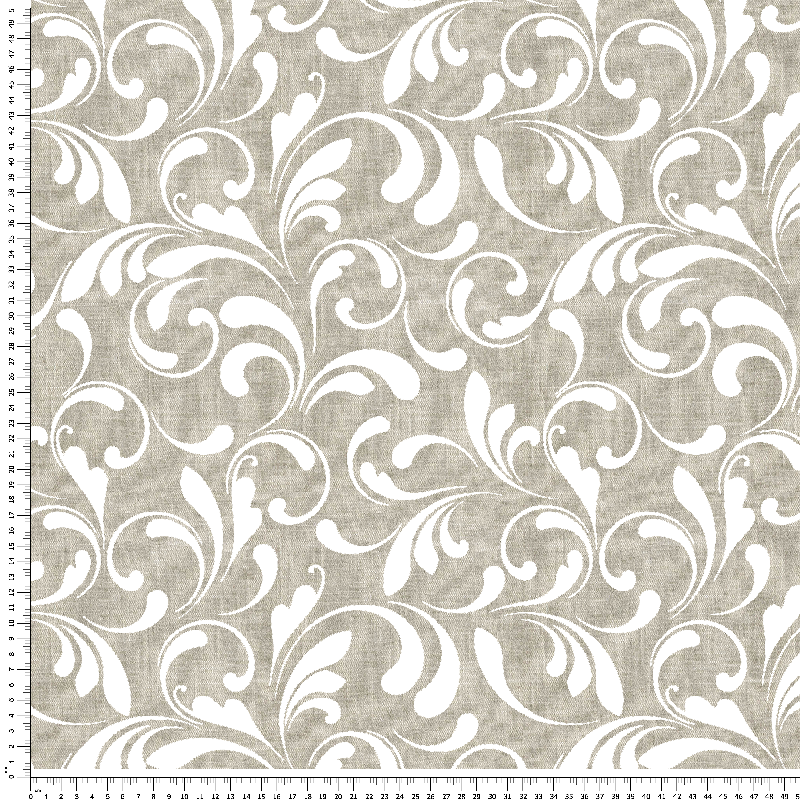 lontea algodón ornamental culla