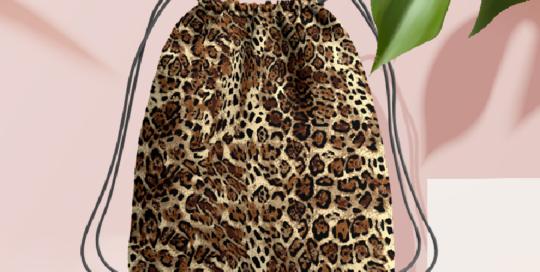 Loneta animalprint